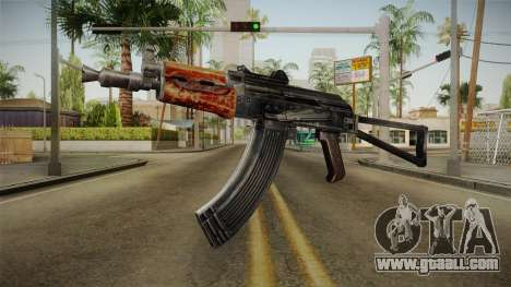 The weapon of Freedom v4 for GTA San Andreas second screenshot