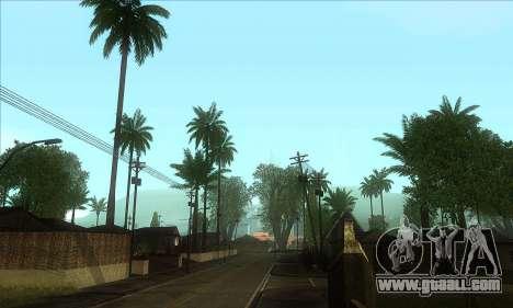 Project Oblivion Revivals - Demo 1 for GTA San Andreas third screenshot