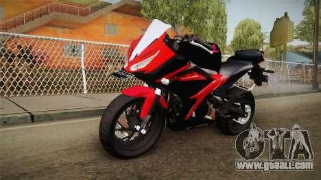 Honda CBR150 Pro Liner for GTA San Andreas