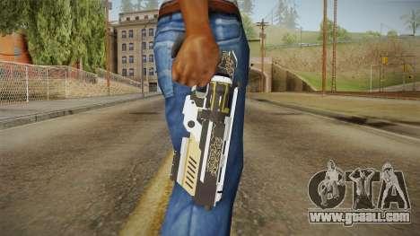 Planetside 2 - NS-44 Commissioner v1 for GTA San Andreas third screenshot