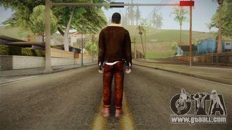 Shane TWD Comic Skin for GTA San Andreas third screenshot