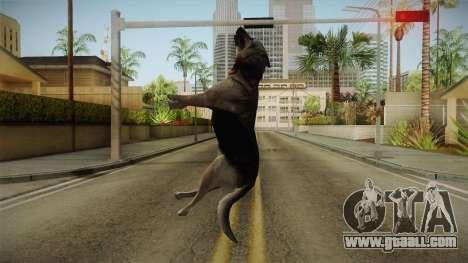Silent Hill Downpour - DOG SH DP for GTA San Andreas second screenshot