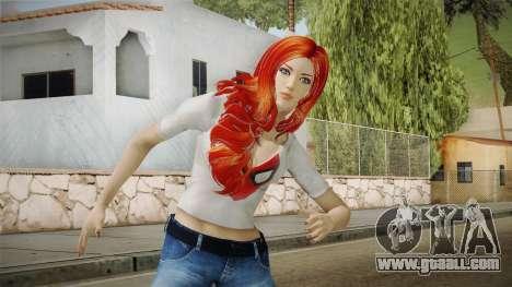 Mary Jane Skin for GTA San Andreas