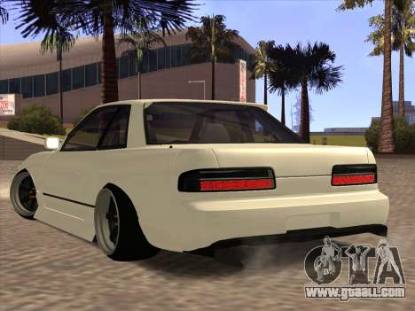 Nissan Odyvia for GTA San Andreas left view