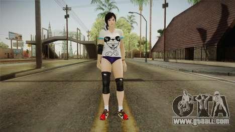 Kokoro MM Skin for GTA San Andreas second screenshot