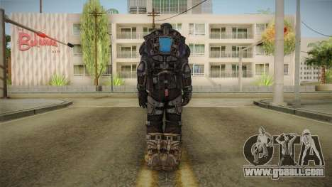 Marcus Fenix Skin v1 for GTA San Andreas