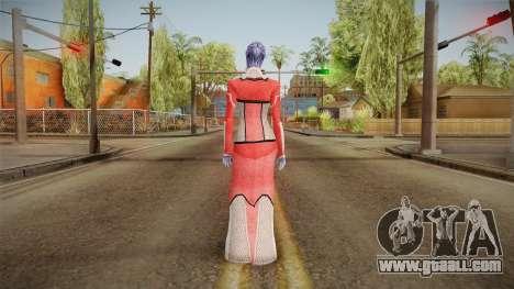 Mass Effect 2 Matriarch Aethyta for GTA San Andreas third screenshot