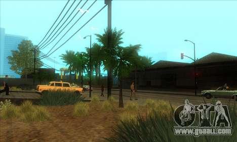 Project Oblivion Revivals - Demo 1 for GTA San Andreas forth screenshot