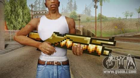 Metal Slug Weapon 12 for GTA San Andreas third screenshot