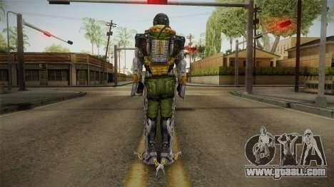Marvel Future Fight - Vulture (Homecoming) v3 for GTA San Andreas third screenshot