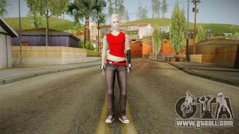 Mirror Edge Celeste for GTA San Andreas second screenshot
