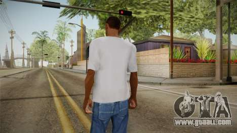 GTA 5 Special T-Shirt v2 for GTA San Andreas second screenshot