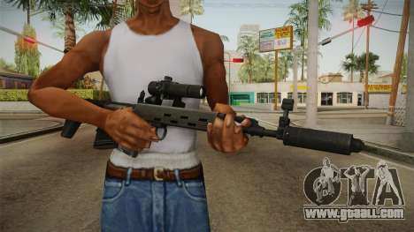 The weapon of Freedom v2 for GTA San Andreas third screenshot