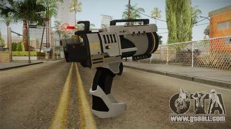 Planetside 2 - NS Patriot Flare Gun for GTA San Andreas second screenshot