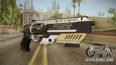 Planetside 2 - NS-44 Commissioner v1 for GTA San Andreas