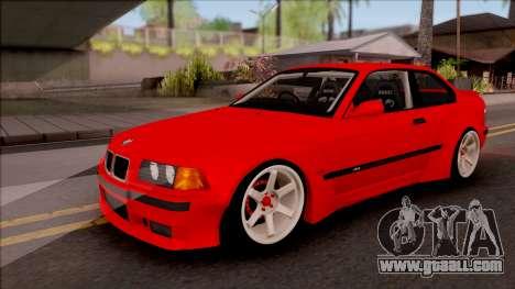 BMW M3 E36 Drift Rocket Bunny v3 for GTA San Andreas