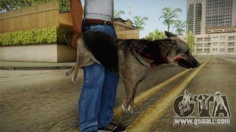 Silent Hill Downpour - DOG SH DP for GTA San Andreas third screenshot