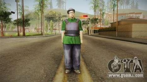 New Big Smoke v2 for GTA San Andreas second screenshot