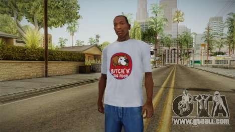 GTA 5 Special T-Shirt v13 for GTA San Andreas
