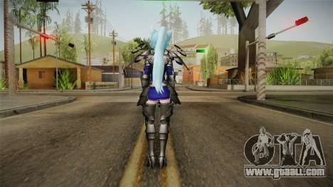 Sword Art Online - Asada Shino for GTA San Andreas
