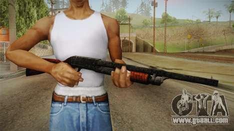 Silent Hill Downpour - Shotgun SH DP for GTA San Andreas