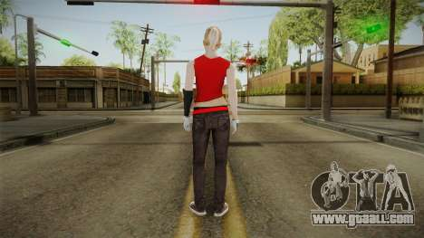 Mirror Edge Celeste for GTA San Andreas third screenshot