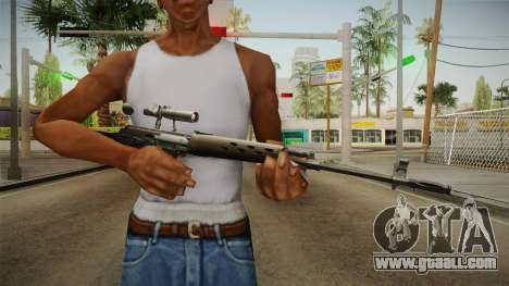 The weapon of Freedom v5 for GTA San Andreas third screenshot