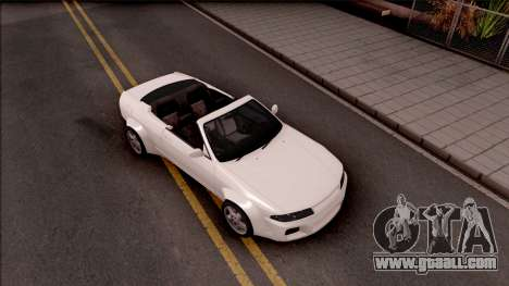 Nissan Skyline R33 Cabrio Tuned for GTA San Andreas right view