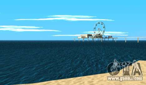 New more realistic Timecycle by Luke126 for GTA San Andreas fifth screenshot