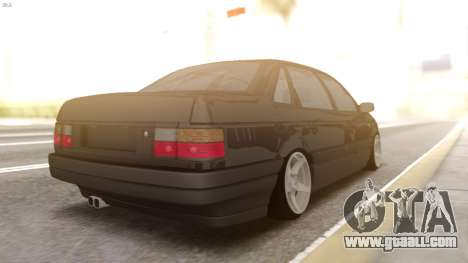 Volkswagen Passat Stanceworks for GTA San Andreas left view
