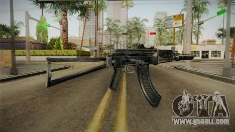 The weapon of Freedom v1 for GTA San Andreas third screenshot