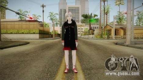 De Ninas Skin v5 for GTA San Andreas second screenshot