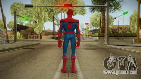 Marvel Contest Of Champions - Spider-Man v1 for GTA San Andreas