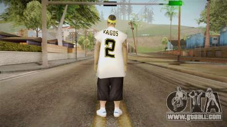 New Vagos Skin v2 for GTA San Andreas third screenshot