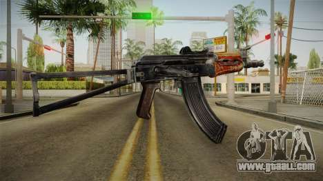 The weapon of Freedom v4 for GTA San Andreas third screenshot