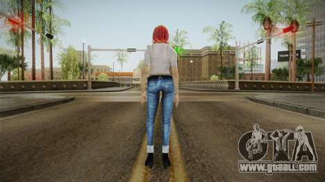 Mary Jane Skin for GTA San Andreas third screenshot