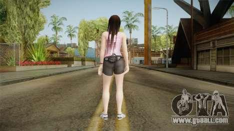 Kokoro Pinko Skin for GTA San Andreas third screenshot