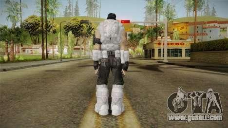 Marcus Fenix Skin v3 for GTA San Andreas third screenshot