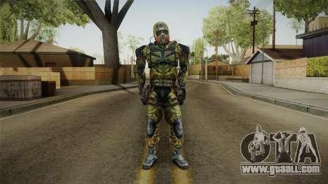 Skin Svoboda v3 for GTA San Andreas second screenshot