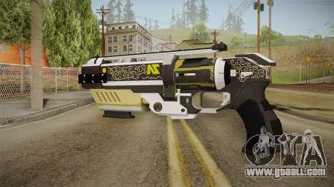 Planetside 2 - NS-44 Commissioner v1 for GTA San Andreas second screenshot
