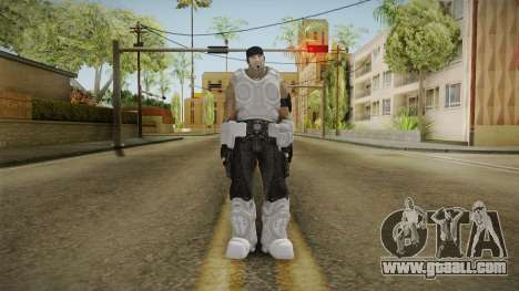 Marcus Fenix Skin v3 for GTA San Andreas second screenshot