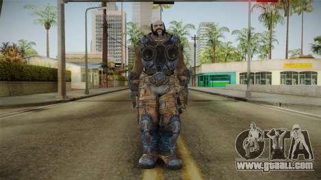 Michael Barrick Skin for GTA San Andreas second screenshot