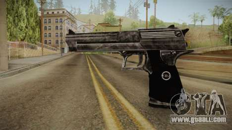 Silent Hill Downpour - .45 Pistol SH DP for GTA San Andreas