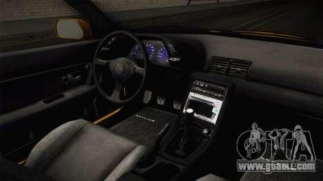 Nissan Skyline R32 Pickup for GTA San Andreas inner view