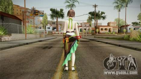 God Eater - Sakuya Tachibana for GTA San Andreas third screenshot