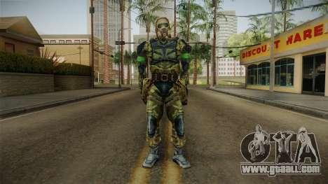Skin Svoboda v1 for GTA San Andreas second screenshot