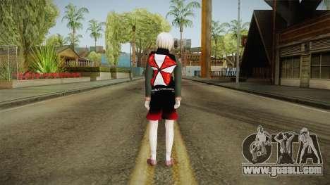 De Ninas Skin v5 for GTA San Andreas third screenshot