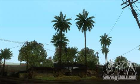 Project Oblivion Revivals - Demo 1 for GTA San Andreas second screenshot