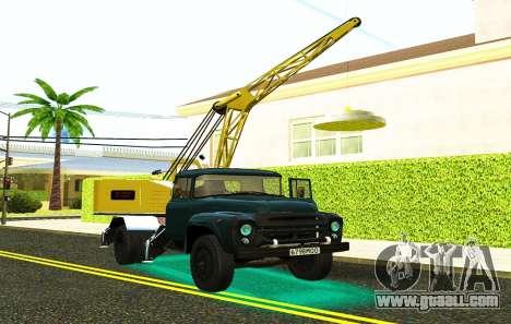 ZIL 130 K25 for GTA San Andreas