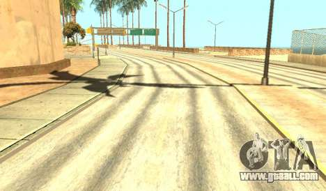 New more realistic Timecycle by Luke126 for GTA San Andreas second screenshot